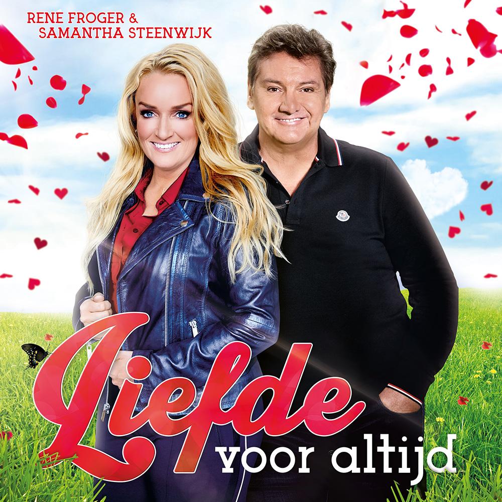 René Froger & Samantha Steenwijk - Liefde voor altijd